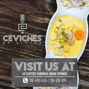 Ceviches Miami Springs