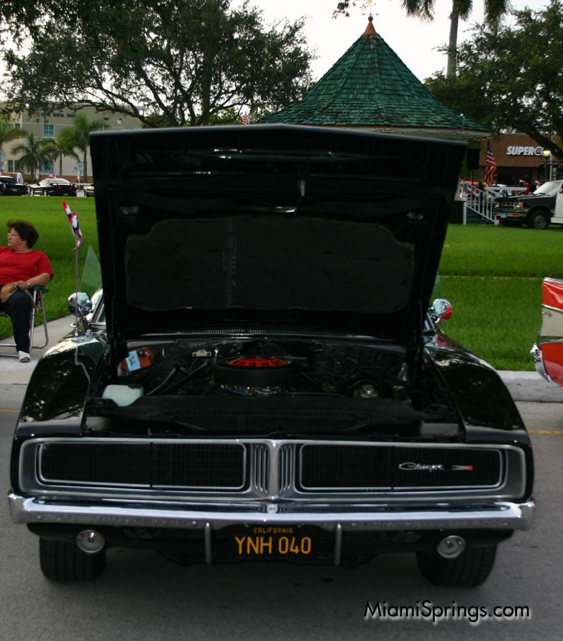Black Dodge Charger…Beautiful