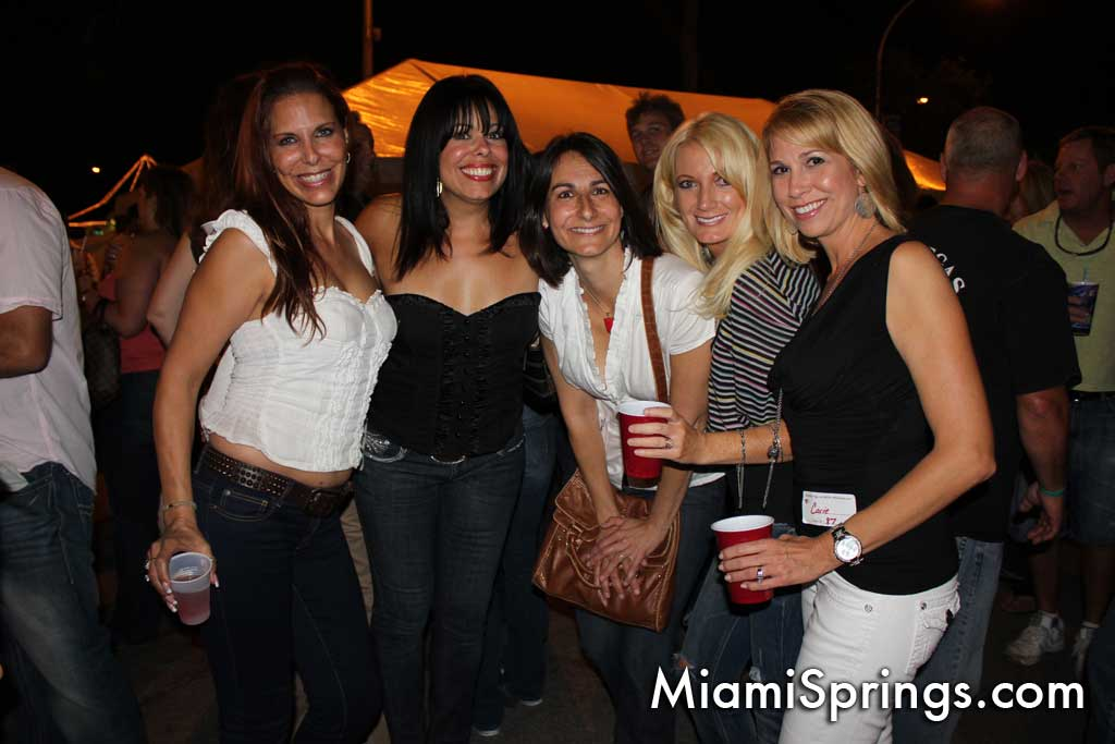 2012 Miami Springs Senior High MEGA Reunion