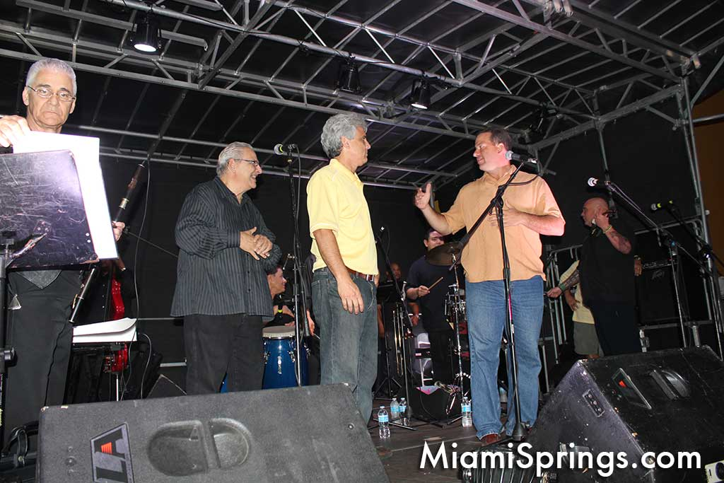 River Cities Festival April 11 Hansel y Raul Tito Puente Jr