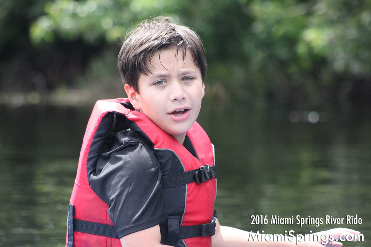 2016 Miami Springs River Ride