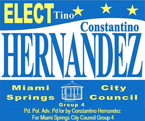 Constantino Tino Hernandez for Council