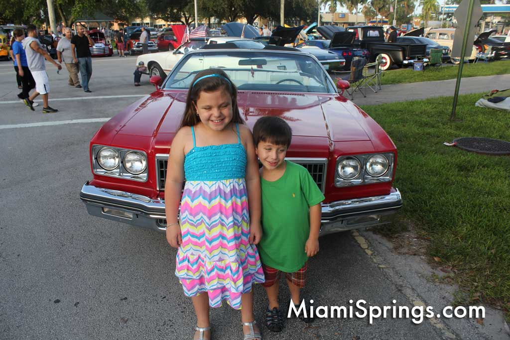 2012 Classic Car Show in Miami Springs