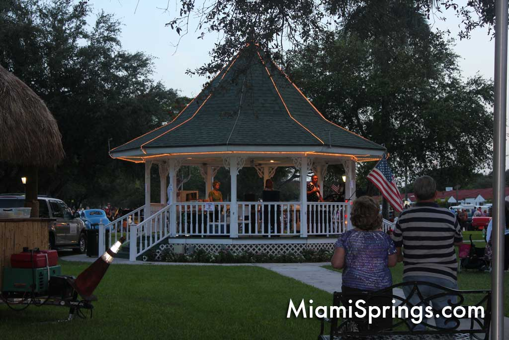 Miami Springs Gazebo