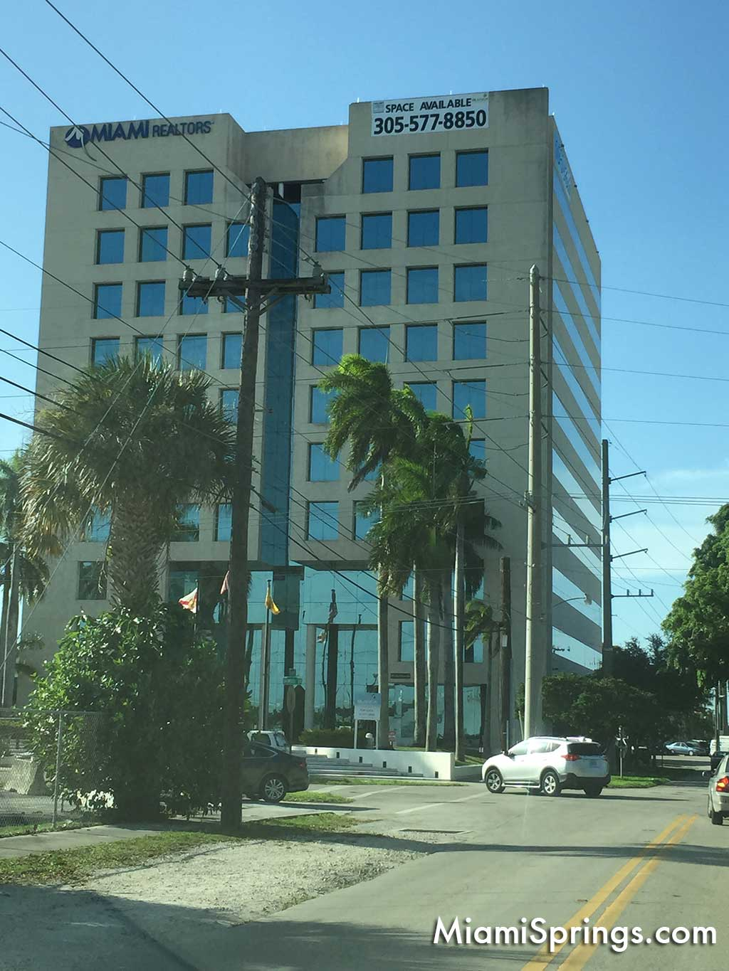 Former Eastern Financial Credit Union Building in Miami Springs