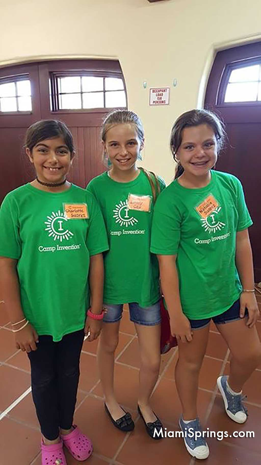 Camp Invention at Curtiss Parkway