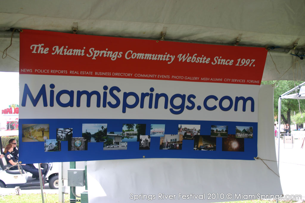MiamiSprings.com That name sounds familiar?