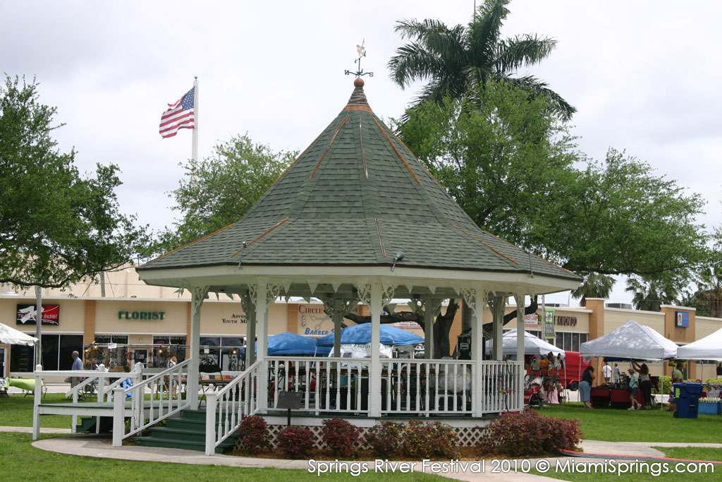 The Gazeebo in Miami Springs
