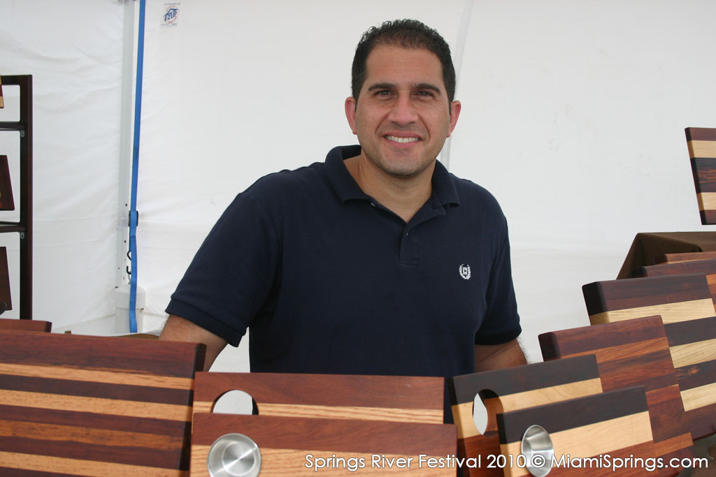 Paul Lombardi of Lombardi's Woodworking…Beautiful Artwork